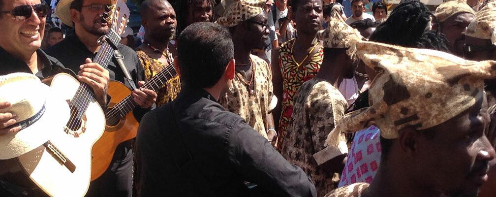 Festival de Danses et Musiques du Monde «Cultures aux coeurs»