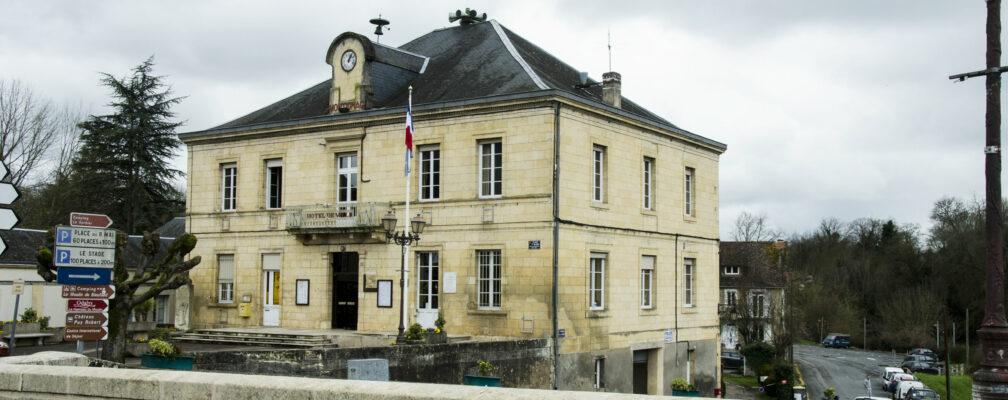 Mairie de Montignac