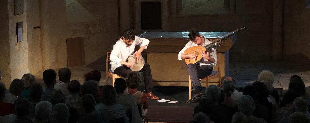 Musique et histoire en montignacois -Le Festival du Périgord Noir