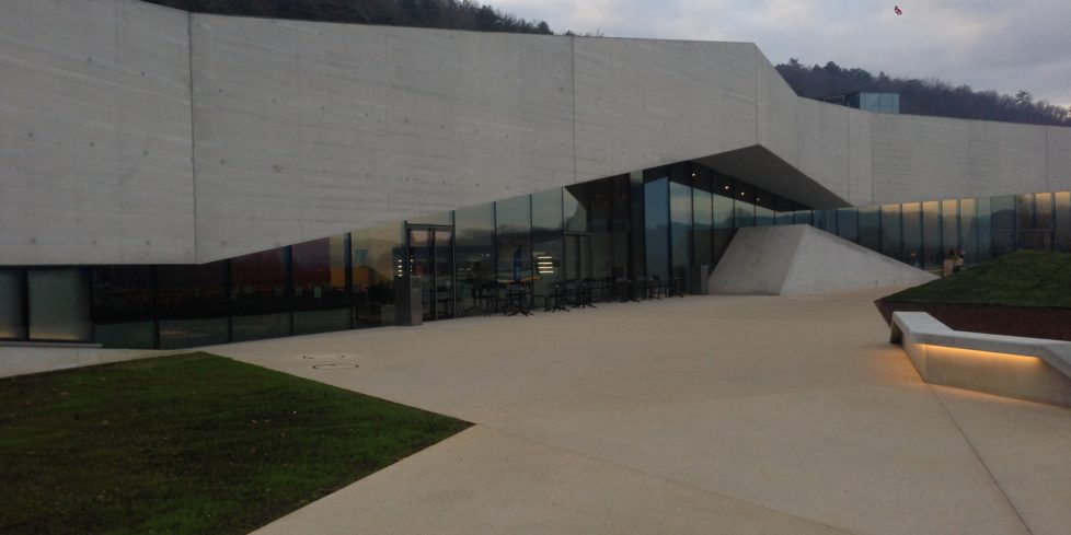 Centre International de l'Art Pariétal (Lascaux IV)