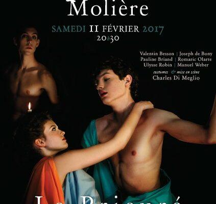 Soirée théâtre Molière : Amphitryon