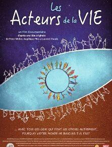 Ciné-rencontre avec le public «les acteurs de la vie»