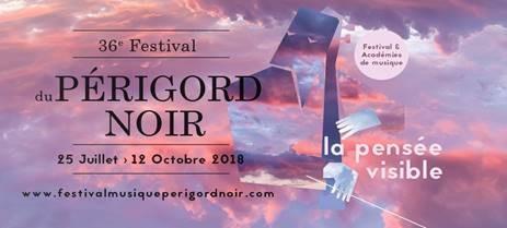 Concert Festival du Périgord Noir «La Prophétesse et la Reine»