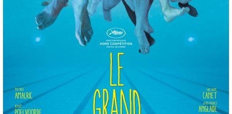 Fermeture du festival soirs des toiles ciné plein air «Le grand bain»