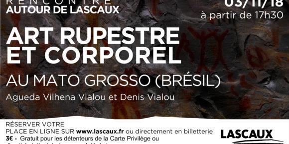 Agueda Vilhena Vialou, Denis Vialou – Art rupestre et corporel (Mato Grosso)