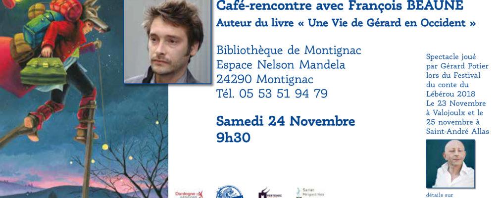 Café-rencontre avec François Beaune