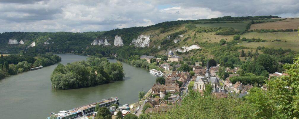 Migration sur la rivière Dordogne, l'estuaire de la Seine, les rivières volantes
