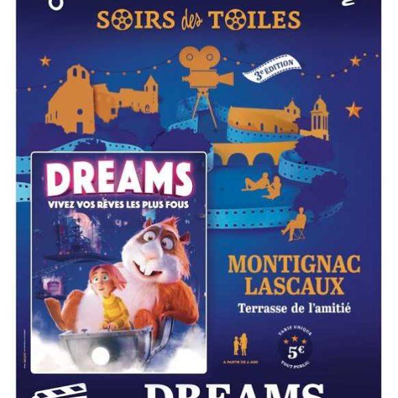 3ème édition festival soirs des toiles «dreams»