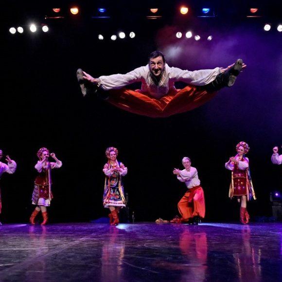 Festival Cultures aux Cœurs de Montignac » Trait d'union» – ballet professionnel Alexandrov