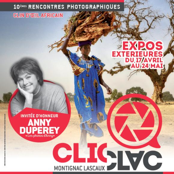 10èmes Rencontres photographiques «CLIC CLAC»