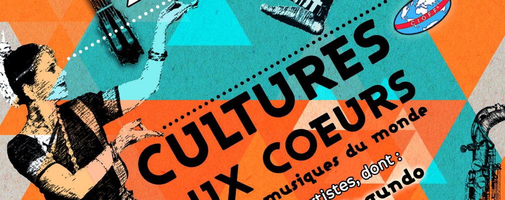 40ème édition Festival Cultures aux cœurs