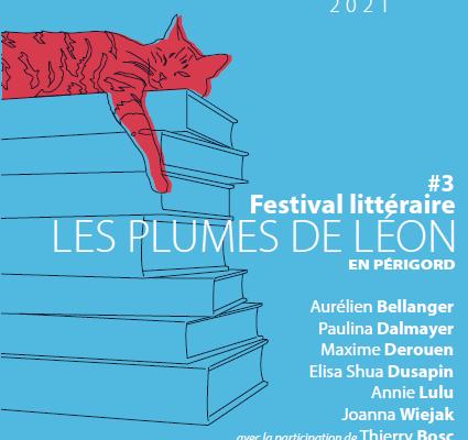 Festival littéraire – Les Plumes de Léon