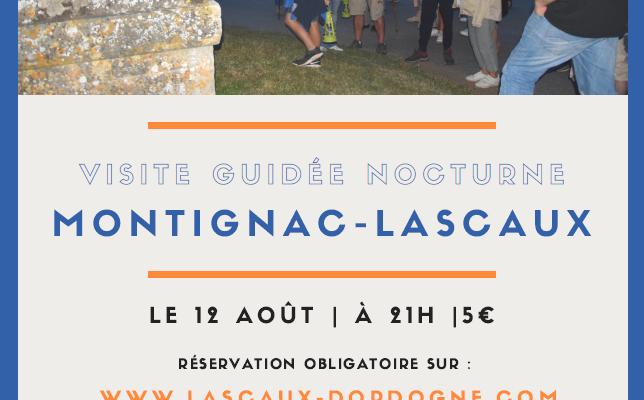 Visite guidée de la ville de Montignac-Lascaux